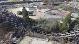 This is a video we did of an abandoned amusement p