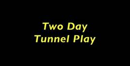 Two Day Tunnel Play // RandomMoonFPV