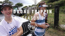 The quads are back in action on Season 2 of Drone