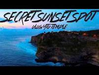 Secret Sunset Spot (Uluwatu Temple) // Bali Travel Vlog 028