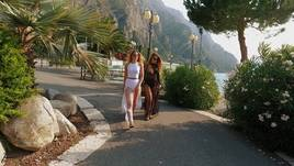 2 Beautiful Girls , Awesome Location in Italy and