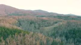 The Mountains of Polk County, North Carolina