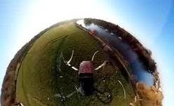 Richmond upon Thames (360 panorama) - Skydronauts.