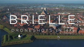 Brielle Vestingstad (Zuid-Holland) in 4K