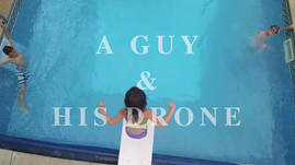 A Guy and His Drone - The Diving Board