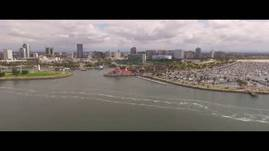 A little Aerial footage around the harbor.
