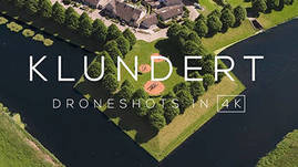 Klundert (Noord-Brabant) in 4K | Drone video